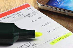 Transparenz bei Dispozinsen, Dispokredit, © B. Wylezich, girokontoantrag.de
